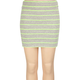 FULL TILT Stripe Body Con Girls Skirt