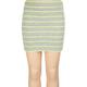 FULL TILT Stripe Body Con Girls Skirt