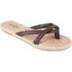 SODA Cross Strap Womens Espadrille Sandals