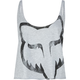 FOX Moto X Womens Crop Tank