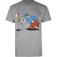 DC Puncher Tri Blend Mens T-Shirt