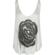 RVCA Ratty Rose Womens Tank