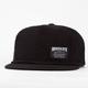 QUIKSILVER Cords Mens Snapback Hat