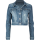AMETHYST JEANS Womens Denim Jacket