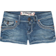 HYDRAULIC Womens Denim Dolphin Shorts