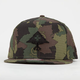 LRG Camo Tree New Era Mens Snapback Hat