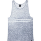 INSIGHT Burn Out Stripe Mens Tank