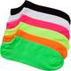 FULL TILT 6 Pack Neon Socks