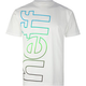 NEFF Corporate Fade Mens T-Shirt