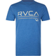 RVCA Distressed Stripe Mens T-Shirt