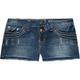 YMI Cut Off Womens Denim Shorts