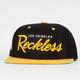 YOUNG & RECKLESS OG Reckless Mens Snapback Hat