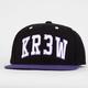 KR3W Team Starter Mens Snapback Hat