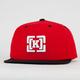 KR3W Bracket Starter Mens Snapback Hat