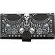 LOUNGEFLY Skull Bandana Womens Checkbook