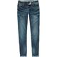 VANILLA STAR Roll Cuff Womens Skinny Jeans