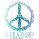 BILLABONG Kaitlyn 4.25 Sticker