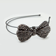 FULL TILT Rhinestone Bow Headband