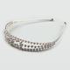 FULL TILT Rhinestone Tiara Headband