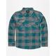 SHOUTHOUSE Cast Boys Flannel Shirt
