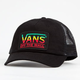 VANS Rigged Baseball Womens Trucker Hat