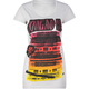 YOUNG & RECKLESS Tape Deck Womens Tee