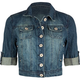 HIGHWAY Womens Denim Jacket