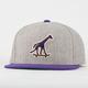 LRG Skate Giraffe Mens Snapback Hat