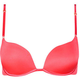 Extreme Plunge Solid Push Up Bra