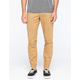 VANS Excerpt Pegged Mens Chino Jogger Pants