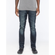 ROARK REVIVAL Drifter Denim Mens Slim Jeans