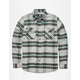 ELIXIR Ensenada Mens Flannel Shirt