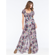 O'NEILL Regan Woven Maxi Dress