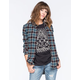 VANS Adolescence Womens Flannel Shirt