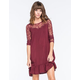 OTHERS FOLLOW Lace Dress