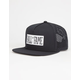 HALL OF FAME Logo Tech Mens Snapback Hat