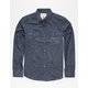COASTAL Overcast Mens Flannel Shirt