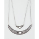 FULL TILT 2 Row Statement Necklace