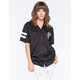 YOUNG & RECKLESS Disturbed Womens Baseball Jersey
