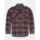 SUBCULTURE Abuelo Mens Flannel Shirt