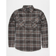 SHOUTHOUSE Alameda Mens Flannel Shirt