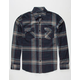 VALOR Waterbury Mens Flannel Shirt