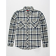 DISTORTION Penn Mens Flannel Shirt