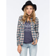 FULL TILT Multi Classic Flannel Shirt