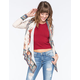 FLYING TOMATO Floral Boho Womens Cardigan
