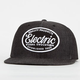 ELECTRIC Patched Mens Snapback Hat