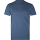 BLUE CROWN Mens Pocket Tee