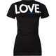 TO WRITE LOVE ON HER ARMS Bold As Love Womens Tee