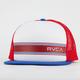 RVCA Wrightwood Mens Trucker Hat