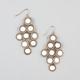FULL TILT Stone Chandelier Earrings